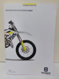 HUSQVARNA TC 85 HANDLEIDING MODELJAAR 2019 NEDERLANDS