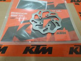 KTM SX 50 ORIGINELE REMSCHIJF ACHTERREM 2002 - 2013