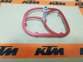 KTM SX 85 DT1 POWERFLOW FILTERREK 5 PINS 2013 - 2017 GEBRUIKT