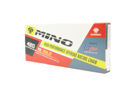 KTM SX 65 / HUSQVARNA TC 65 /GAS GAS MC 65  MINO / CZ KETTING 420 X134 MX GOLD