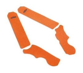 KTM SX 65 GRIP TAPE / FRAME PROTECTION ORANJE 2009-2021