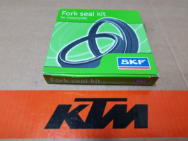 KTM SX 65 FORK SEAL KIT SKF  2012-2016