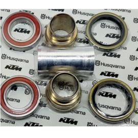 KTM SX 85 / HUSQVARNA TC 85 COMPLETE VOORRWIELLAGER REPARATIESET 2012-2021