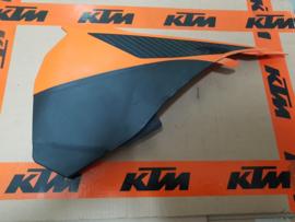 KTM SX 85 ORG. LUCHTFILTERDEKSEL 2013 - 2017 GEBRUIKT