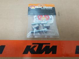 KTM SX 85 MOTOMASTER  ADAPTER SET VOOR OVERSIZED SCHIJF VOORREM 2012 - 2020