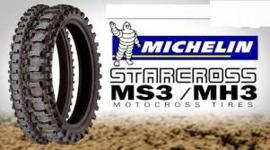 KTM SX 50 / HUSQVARNA TC 50 MICHELIN STARCROSS 2.75 - 10 ACHTERBAND NIEUW