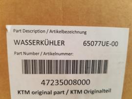 KTM SX 85 / HUSQVARNA TC 85 / GASGAS MC 85 ORIGINELE RADIATEUR RECHTS 2018-2021 NIEUW