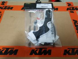 KTM SX 65/ HUSQVARNA TC 65 ACERBIS X-GRIP FRAME BESCHERMERS WIT 2009-2020