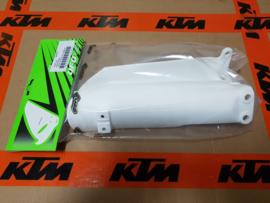 KTM SX 50 / HUSQVARNA TC 50  VOORVORK BESCHERMERS WIT NIEUW 2012-2020