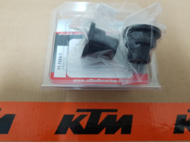 KTM SX 85 / HUSQVARNA TC 85 / GASGAS MC 85 ACHTERWIEL SPACER KIT ALL BALLS ALLE BOUWJAREN