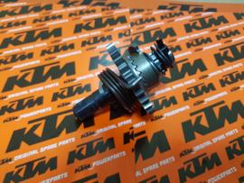KTM SX 65 / HUSQVARNA TC 65 KICKSTARTER AS  2009-2019 GEBRUIKT