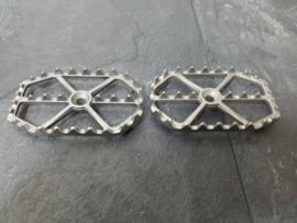 KTM / HUSQVARNA SX 50/TC50, SX 65/TC 65, SX 85 / TC85 S-STEEL  VOETSTEPS  TANDEN ALLE JAREN