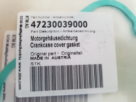 KTM SX 85 / HUSQVARNA TC 85 MIDDENPAKKING BLOK 2018 - 2020