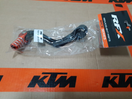 KTM SX 65 / HUSQVARNA TC 65 SCHAKELPEDAAL ZWART / ORANJE  2009-2020
