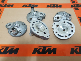 KTM SX 85 / HUSQVARNA TC 85 ORIGINELE CILINDERKOP 2013 - 2017 GEBRUIKT
