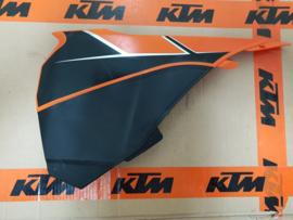 KTM SX 85 LUCHTFILTERDEKSEL 2013-2017 GEBRUIKT