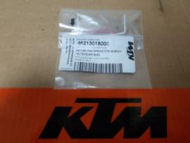 KTM SX 65 / HUSQVARNA TC 65 REMBLOKVEER 2009-2020