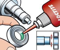 LOCTITE 603 OIL TOLERANT BORGMIDDEL  10 ML