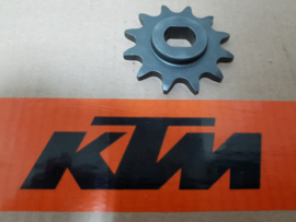 KTM SX 50 / HUSQVARNA TC 50 VOORTANDWIEL S-STEEL / TMV 12 TANDS 2009-2020