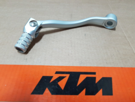 KTM SX 85 SCHAKELPEDAAL  ZILVER  2003 - 2017 NIEUW  TC 85 14 - 17