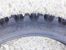 KTM SX 85 / HUSQVARNA TC 85 MITAS C19 VOORBAND 70/100/17 KLEINE WIELEN
