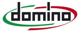 DOMINO CROSS X-TREME GRIPS ORANJE / BLAUW