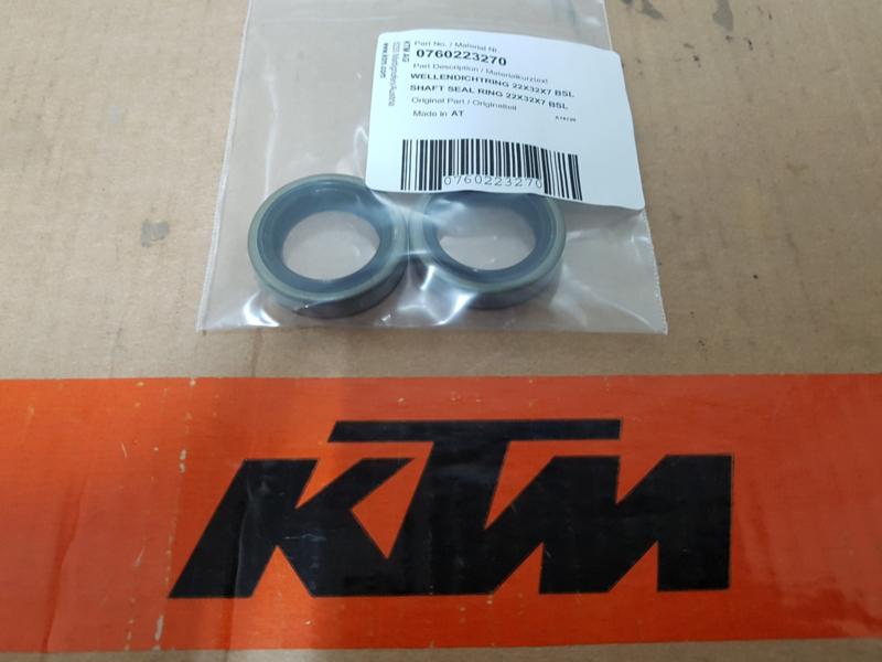 KTM SX 50 / HUSQVARNA TC 50 KEERRING VOORTANDWIEL 2009 - 2020