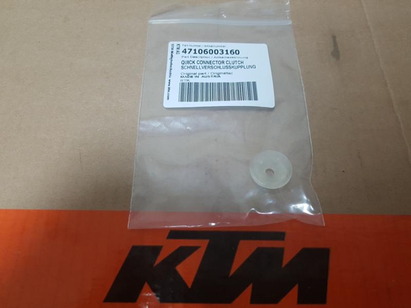 KTM SX 85 DOP SNELSLUITING FILTERBAK 2013 - 2017