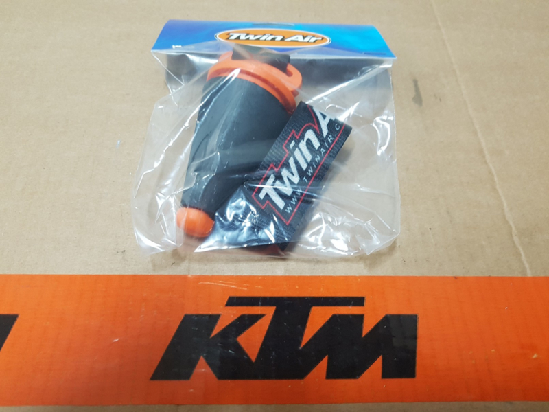 KTM SX 85 / HUSQVARNA TC 85 / GAS GAS MC 85 TWIN AIR UITLAAT PLUG  ALLE BOUWJAREN
