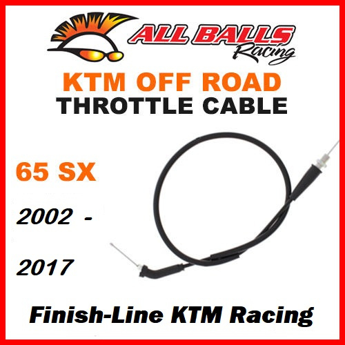 KTM SX 65 / HUSQVARNA TC 65 GASKABEL ALL BALLS RACING 2002 - 2020