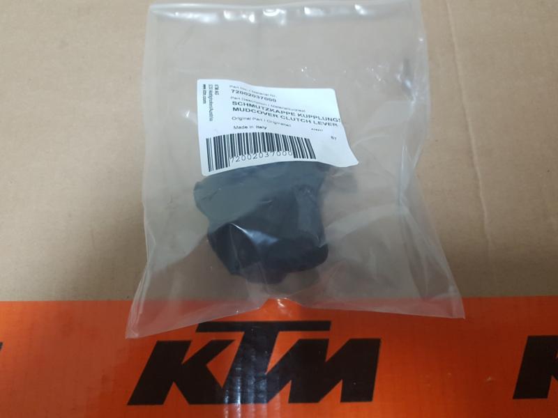 KTM SX 65 / HUSQVARNA TC 65 STOFKAP KOPPELINGSHENDEL 2014-2020