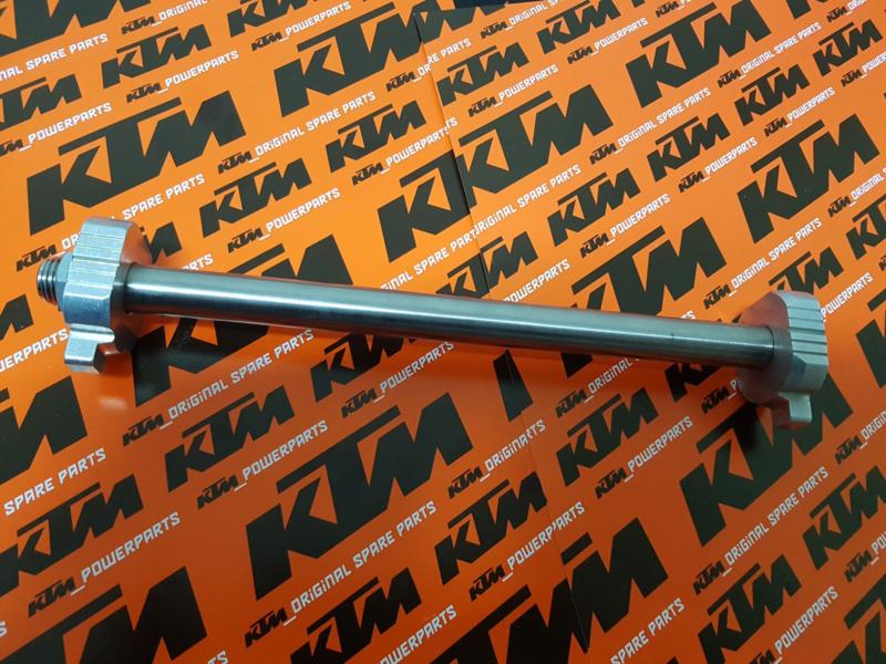 KTM SX 65 / HUSQVARNA TC 65 COMPLETE ACHTERWIEL AS 2016 - 2020 NIEUW