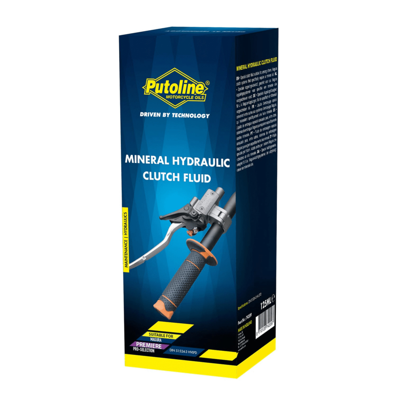 PUTOLINE MINERAL HYDRAULIC CLUTCH FLUID KTM/MAGURA KOPPELING