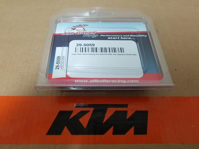 KTM SX 85 / HUSQVARNA TC 85 ONDERSTE/BOVENSTE SCHOKBREKER LAGERKIT
