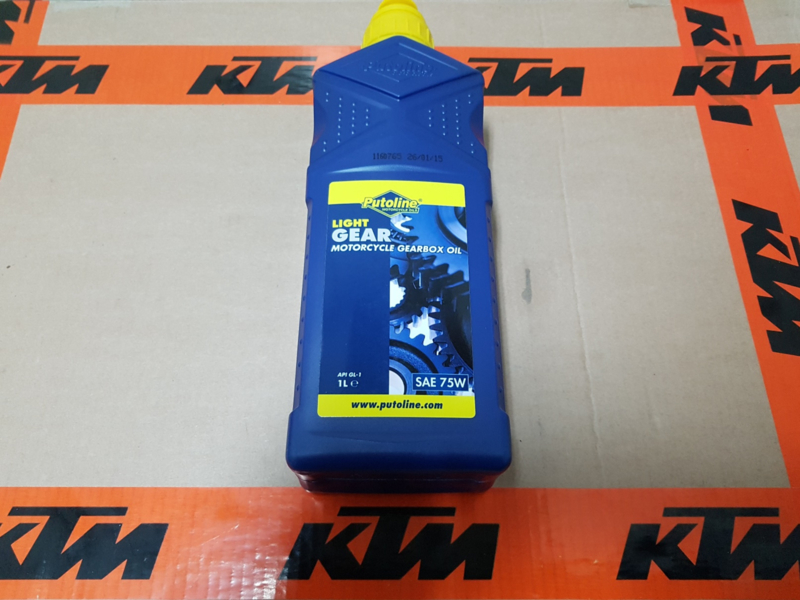 PUTOLINE GEAR LIGHT 1 LITER KTM SX 65 / SX 85