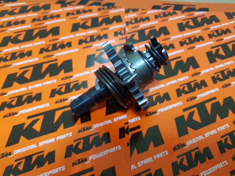 KTM SX 65 / HUSQVARNA TC 65 COMPLETE KICKSTARTER AS  2009-2020 GEBRUIKT