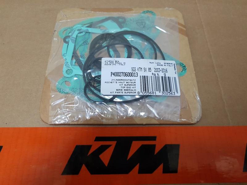 KTM SX 85 COMPLETE ATHENA TOP END KIT 2003 - 2017