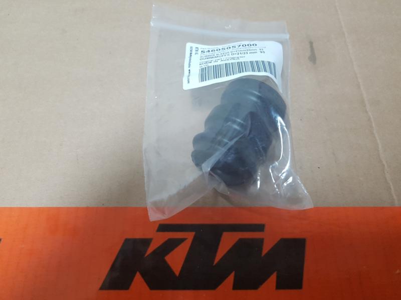 KTM  SX 85 HUSQVARNA TC 85  UITLAATRUBBER 2003 - 2017