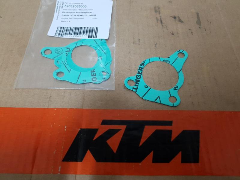 KTM SX 85 / HUSQVARNA TC 85 PAKKING KOPPELINGSCILINDER  ALLE JAREN