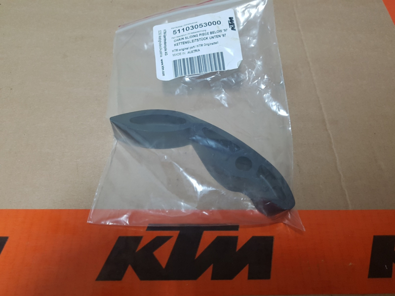 KTM SX 85 / HUSQVARNA TC 85 KETTINGGELEIDER ONDER ALLE BOUWJAREN T/M 2017