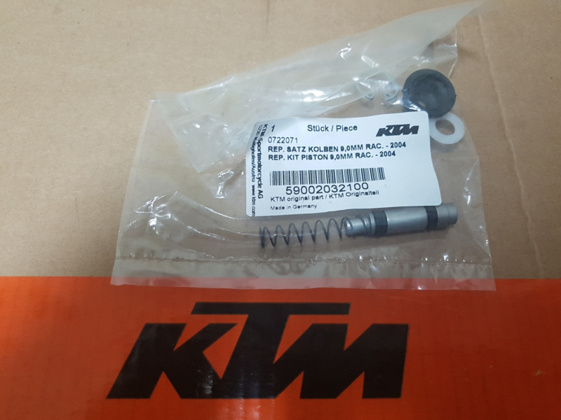 KTM SX 65 / SX 85 REPARATIE SET MAGURA KOPPELINGCILINDER  9,0 mm