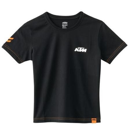 KIDS KTM RACING T-SHIRT BLACK