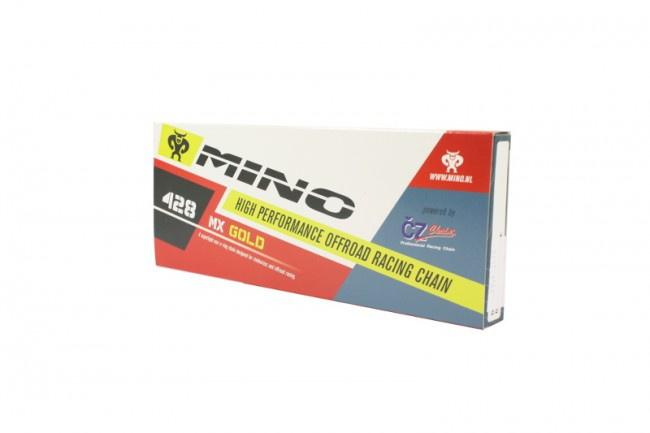 KTM SX 85 / HUSQVARNA TC MINO RACING KETTING MX GOLD 428 X 134