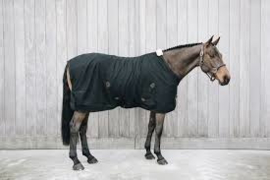 Kentucky Horsewear Cotton Sheet ZWART