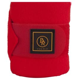 BR fleece bandages Event Florid Red