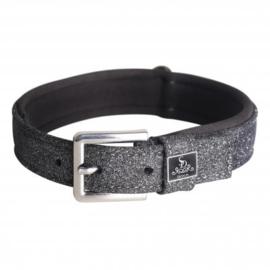 Sd design Hollywood Glamorous Dog collar dark shadow
