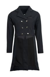 MONTAR DRESSAGE TAIL COAT zwart