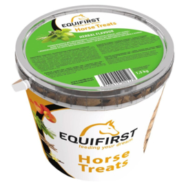Equifirst Horse treats Herbal 1.5 kg