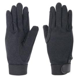 Harry horse handschoenen katoen zwart