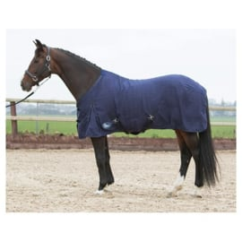 Harry horse Zomerdeken Breezy, navy maat 205